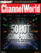 Sapience on cover of IDG Channel World February 2013 issue